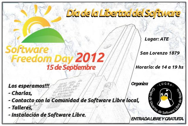 Afiche SFD 2012