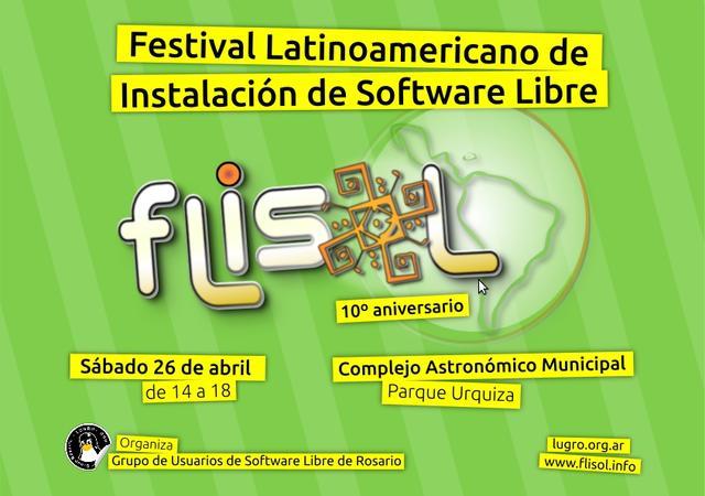 Afiche FLISOL 2014